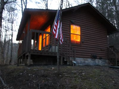 Photo for *Special* Private Cabin Getaway! Hot Tub & Heart Shaped Jacuzzi!! Gatlinburg/PF