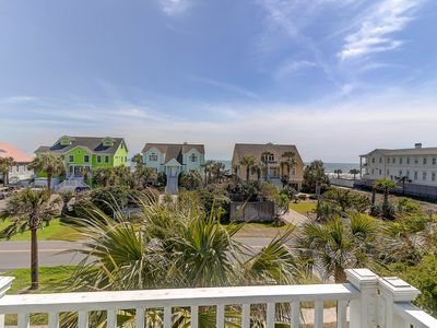 Photo for Classic Family Beach House with New Private Pool & Hot Tub! Right across the from beach! $250 Vay...