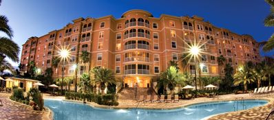 Photo for Orlando 2br Resort Condo Amenities Free Shuttle To Theme Parks Sleeps 8