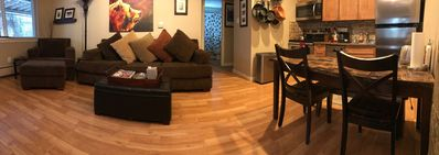 Photo for Spectacular1st Floor Hi Country Haus Condo on the Fraser River in Winter Park