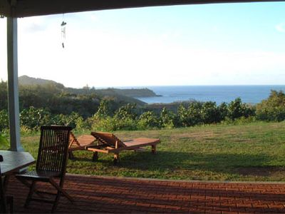 Private 2BR Home And 1BR Cottage W/ Close Ocean Views, Peace & Spa. TVNC#4284