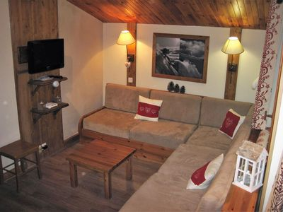 Photo for APARTMENT DUPLEX TWO PARTS PLAGNE MONTCHAVIN