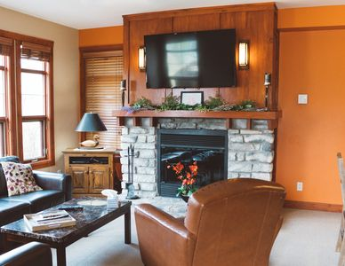 Photo for Beautiful Getaway Mont Tremblant 2 bed 2 bath