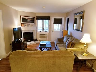 Photo for Cozy Loon Inn Condo #1-King/Queens,WiFi,In&Outdoor Pools,FP,Gym,In Town-Sleeps 6