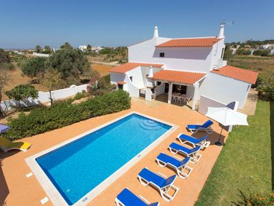 Photo for Traditional Algarve style with recent modernisations in quiet location but close
