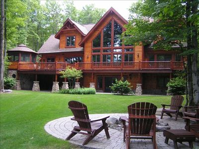 Photo for Remarkable Retreat,  Harbor Springs Sleeps 18, 7-BR, 5.5 Baths