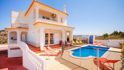Photo for UP TO 10% OFF! Beautiful villa with pool, WiFi, air con and games room