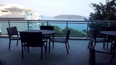 Photo for Beautiful apartment between the Sea and Mountains
