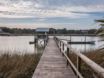 Photo for Goat Island Getaway - Private Dock On The ICW! ***Accessible by Boat Only***