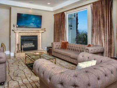 Photo for Magnificent Hollywood Hills Villa Near Sunset! Epic Views, Pool, Hot Tub