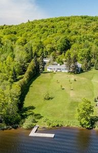 Photo for Muskoka Luxury Waterfront Home On 3 Acres Of Lakefront