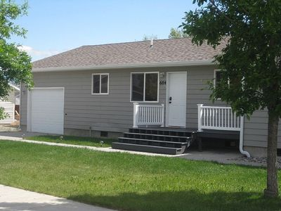 Photo for Remodeled 2 Bedroom, 2 Bath apartment with Hot Tub.  2 free ski tickets bridger