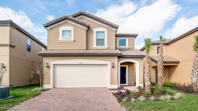Photo for Luxury New 6 Bedroom 4.Bath Solterra Home With Spa On Solterra Resort With High  End Furnishings
