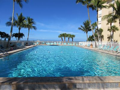 Photo for Gorgeous 2B/2B Remodeled Beachfront Island Vacation Condo at Leonardo Arms.  Why Settle for Less?