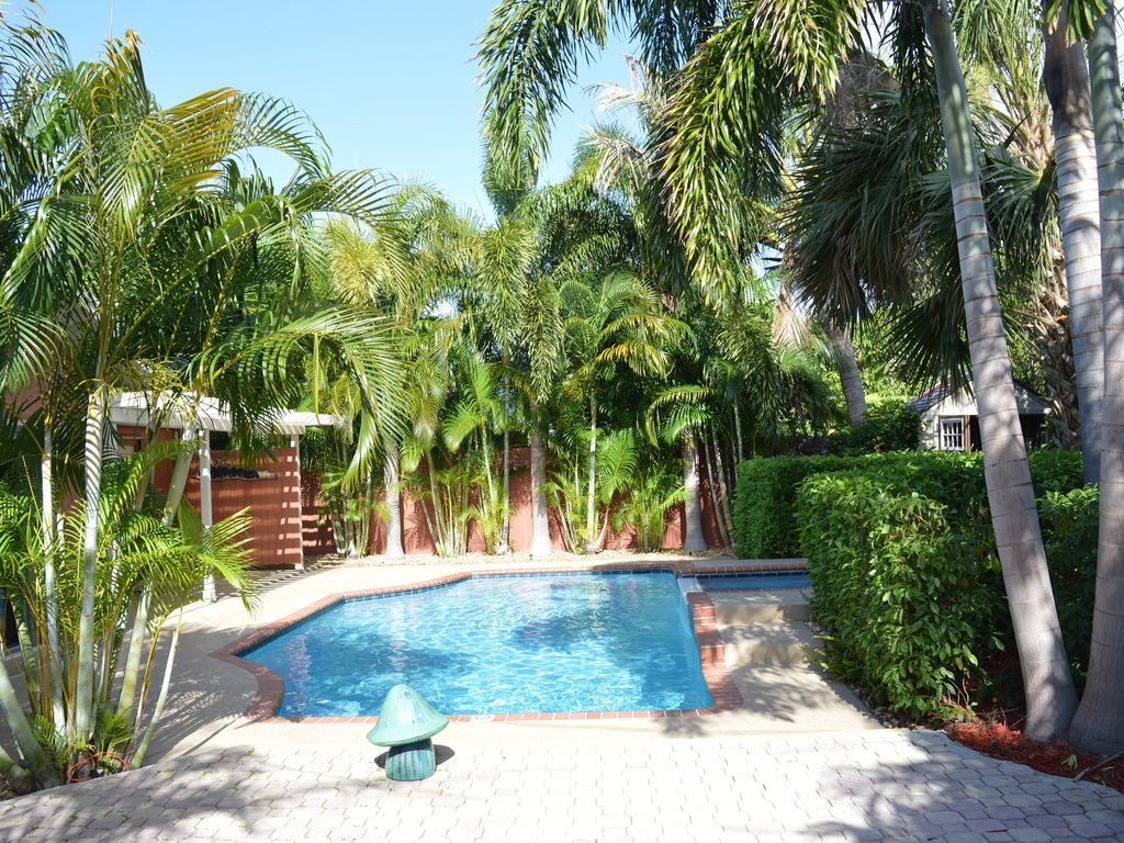 Enjoy a Tropical Paradise - PRIVATE Salt... - HomeAway West Palm Beach