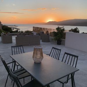 Photo for Propriano Location Agency : Beautiful house with view on the sea
