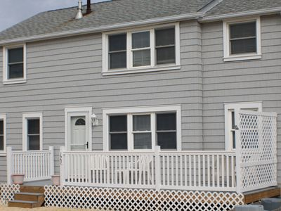 Photo for Pet Friendly, LBI Vacation Rental Footsteps From The Beach!