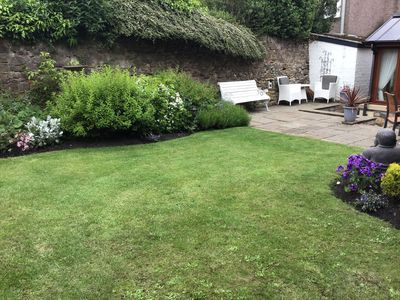 Well stocked garden - perfect for relaxing outdoors