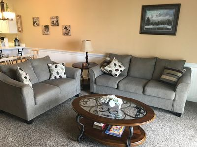 Incredible Comfortable and Cozy condo in MB