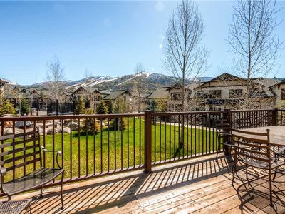 Photo for Spacious 5 Bedroom Townhome w/Private Deck for Summer Days & Loaded w/Amenities!