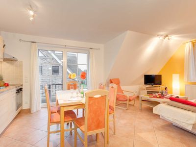 Photo for Apartment with balcony (H) - Ferienhaus Alt-Baabe