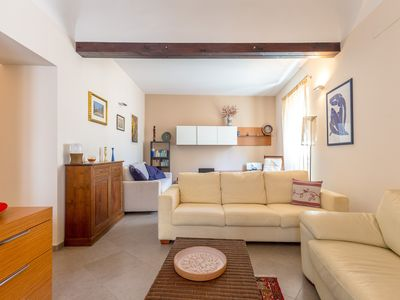 Photo for Stylish Apartment by Quattro Canti by Wonderful Italy