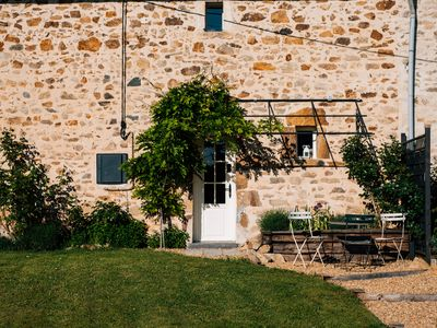 Photo for Mini Maison, a cosy self contained home from home in the french countryside.