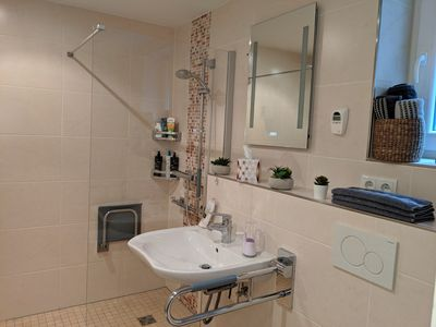 Photo for Beautiful ground floor apartment in the south of Dortmund - near the stadium-