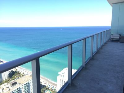 Photo for Luxurious 1 bedroom w/ oceanviews @ Hyde