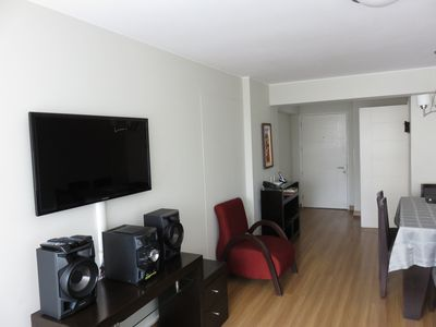 Photo for Modern 4 Bedroom Apartment In The Heart Of Miraflores, Lima, Peru!