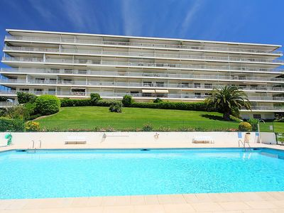 Photo for Apartment 567 m from the center of Cannes with Internet, Pool, Lift, Parking (108999)