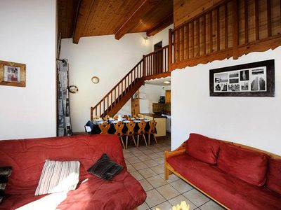 Photo for Chalet Le Cristal - 4 rooms 8/10 people
