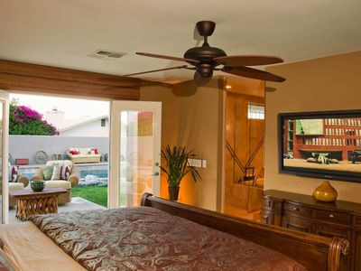 Photo for Spacious Modern Ranch Style Home Pool/Spa minutes from Coachella and Stagecoach