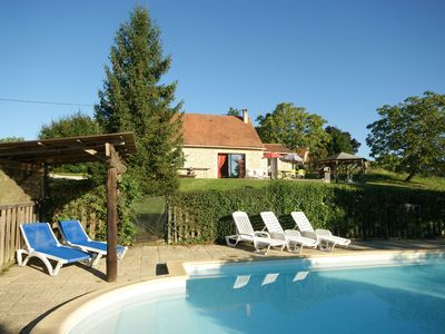 Photo for Modern Holiday Home in Marquay with a Private Swimming Pool