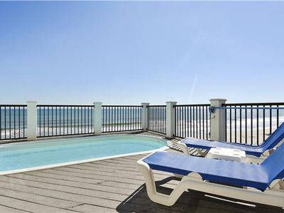 Photo for Nightly Stays Aug-Sept*FREE LINENS** Oceanfront, Private Pool