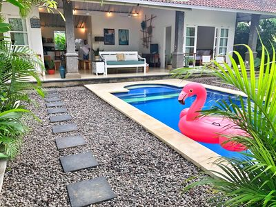Photo for Refurbished in 2020 Cozy 2Bdr Villa With Pool