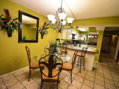 Photo for Spacious and affordable for 10!  On the side - but great Gulf view! (Saturday - Saturday in Summer)