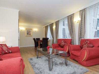 Photo for Lovely 2 Bedroom Family Apartment near Oxford Street
