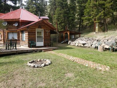 Photo for East Fork Round Cabin