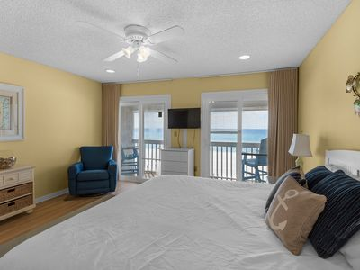 Photo for Gulf Front☼Beach Service☼2 Step Sanitizing Process☼2BR Tripletail at Fish House