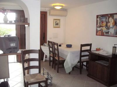 Photo for Air-conditioned Holiday Apartment with Sea View and Large Terrace