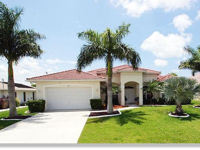 Photo for Villa Captiva with pool and spa in Cape Coral, Florida