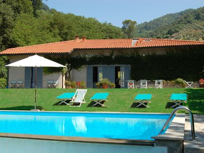 Photo for 4BR Villa Vacation Rental in Lucca
