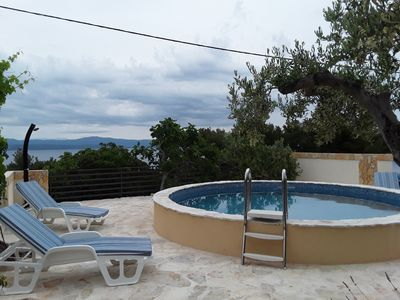 Photo for Holiday house Villa Ante  - Rogac, Island Solta, Croatia