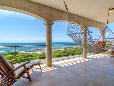 Photo for SON BIELO - Chalet with sea views in Son Bielo.