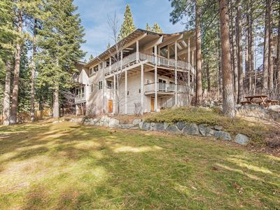 Photo for Family oriented 6 Bedroom South Shore Tahoe Vacation Home