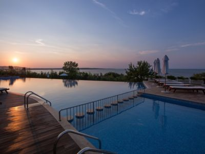 Photo for Fully equipped big 2 bedroom apartment in Santa Marina Holiday Village Sozopol
