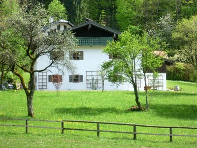 Photo for Exclusives Grade II listed farmhouse - pure nature at the gates of Salzburg