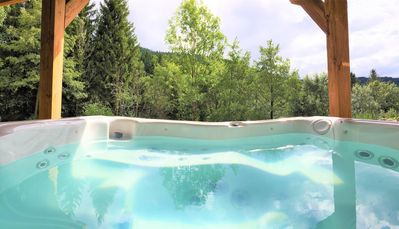 Photo for THE CERF DES HAUTES-VOSGES! Jacuzzi, Sauna, Hammam, Fitness room, billiards, table football