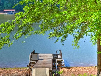 Photo for Lake Hartwell Home w/Serene Views & Rustic Touches